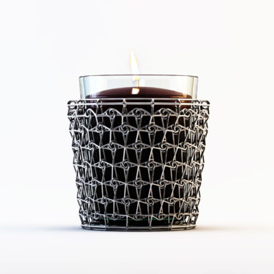 CANDLE IN CHAINS